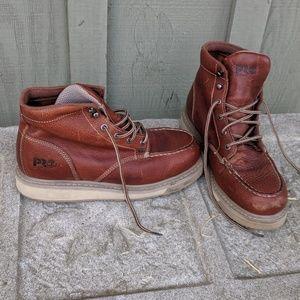 Timberland Work boots 9.5